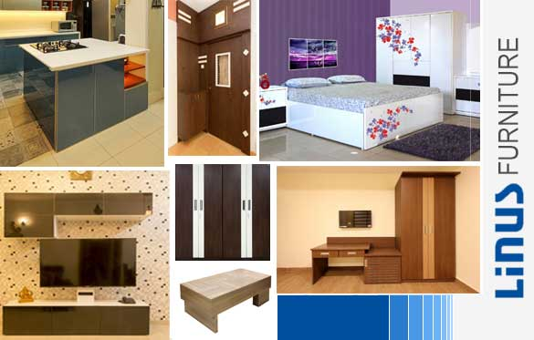 Design and Manufacturers of Modular Kitchen, Living Room Furniture, Commercial Furniture, Space Saving Furniture in Thane