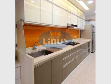 Back Painted Glass Kitchen Modular Kitchens Kitchen Trolley Mumbai