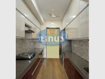 Laminated Glass Kitchen