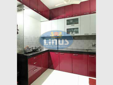 Laminated Glass Kitchen designer